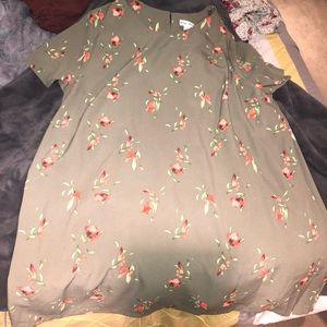 Brand new Alex + Ani floral dress